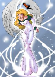 odette-The Swan Princess by Haracacash