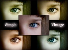 Simple Colour Vintage by tavfan