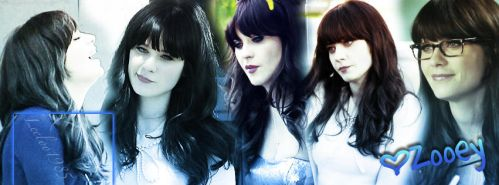 Zooey FB cover by KittieVampire