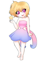Chica Chibi by LicaHM