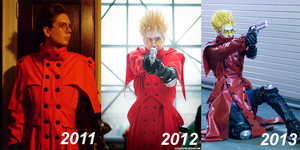 Cosplay is just Leveling Up! by NewYorkVash