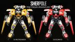 Transformers Sunny and Sides by sherpole