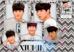 [PNG PACK #732] Xiumin - EXO (LOVE PLANET) by fairyixing