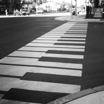 Piano on the street by EPSG2