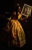 Belle - Beauty and the Beast - The West Wing by LadyRoseTea