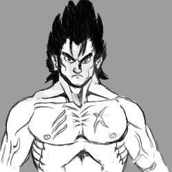 Manga Fighter by armaghedron