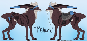 | Milan reference sheet - MYO entry | by s-alvatore