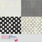 Black 'n White - Scrapbook S19 by Missesglass