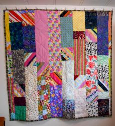 My Mother's Quilt - backing by ChaosFay