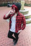 Rin Matsuoka - Music Is good by ShadowFox-Cosplay