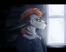 It's cold outside by ma-svart