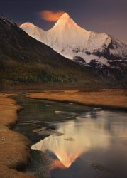 Wisdom and Reflection by michaelanderson