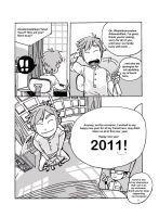 happy new year 2011 by yusufcolors
