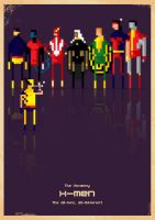 X-Men 2.0 8-bit by capdevil13