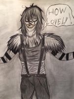 Laughing Jack-How Lovely! by JOSHRAMBO123