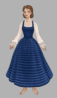 Next dress up game: French Folklore by AzaleasDolls