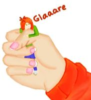 Glaaaare by Kindii
