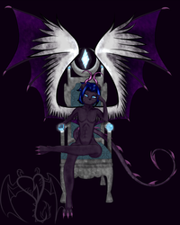 ::COMM:: Queen of Everything by FateofHearts