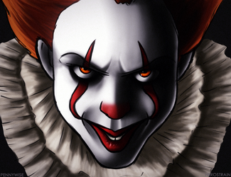 Pennywise by Herostrain