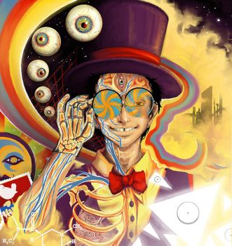 SUPERJAIL: ACID TRIP by sweetlittlekitty