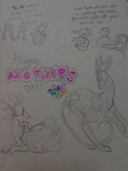 Happy, happy belated(really late) mothers' day!!!! by malaysianjrartist