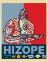 President Camacho by ANDYTAYLOR-GARBAGE