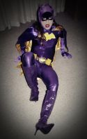 Batgirl Cosplay Photo Story Chapter 14 - Slip Up! by ozbattlechick