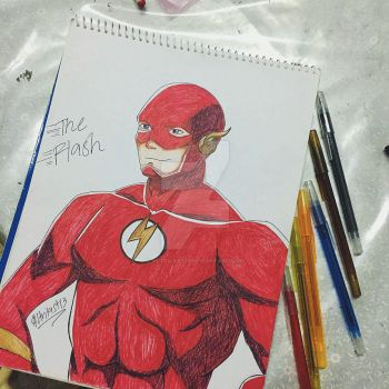 Fastest Man Alive by altrilast13