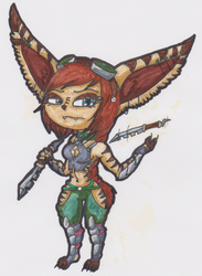 (Reupload) Freya Bolton by Tiera-The-Yordle