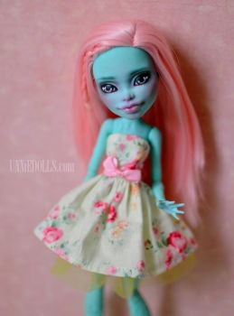 OOAK Custom Monster High doll by Katalin89
