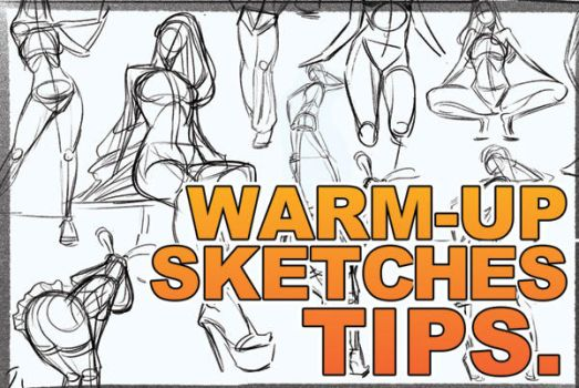 Why Warm up Sketches? Improve ur skills explained by reiq