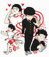 I LOVE MOB!!!!!! by Pajuxi