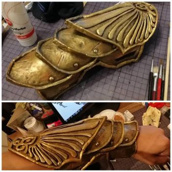 [WIP] Alexios - Assassin's Creed: Odyssey by Gin-Cosplay