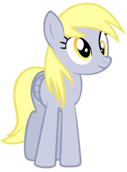 Derpy Vector by ikillyou121
