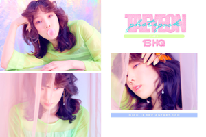 TAEYEON PHOTOPACK#2/SNSD by Nighlie