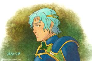 Lucien is questioning by Meibatsu