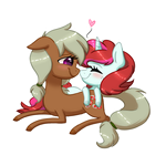 .: Comission :. Medical Love by GhostlyMarie