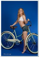 The Bicycle by JordanBunniie
