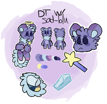 {Design Trade} Plushie by rosythefoxluv