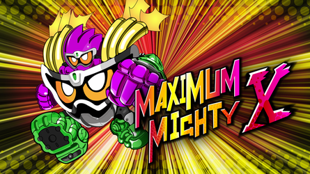 Maximum Mighty X Wallpaper by VexylGraphics