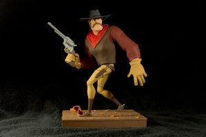 The Gunfighter-color09 by clarkartist