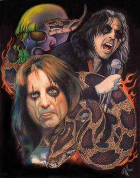 Alice Cooper by choffman36