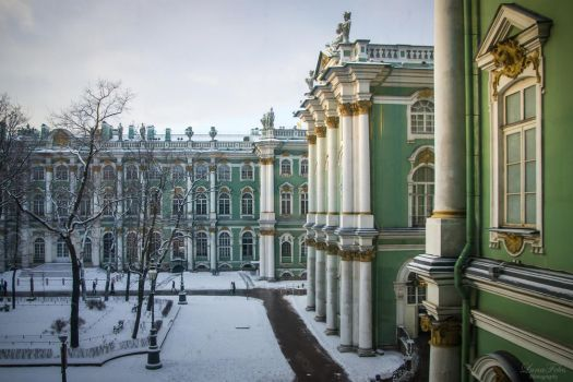 Winterpalace by LunaFeles