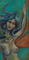 Siren Sisters, from the Iconomage Series by meddevi