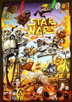 Star Wars - This is Madness by Veleven