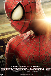 The Amazign Spider-Man (FanMade) Movie Poster by DiamondDesignHD