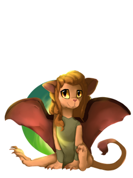 - MAGGIE -  by Ask-Peril-Firescales