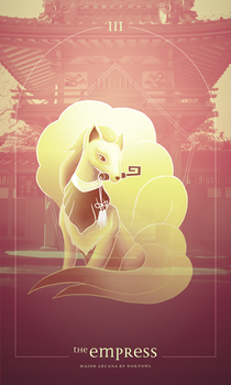 III - The Empress by Noktowl