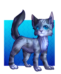 Warrior Cats: Feathertail| Insert Clever Title by FussyFeline