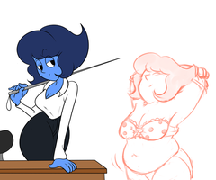 random lapis doods by SuperSpoe